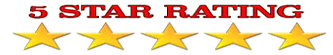 Google 5-Star Customer Rating