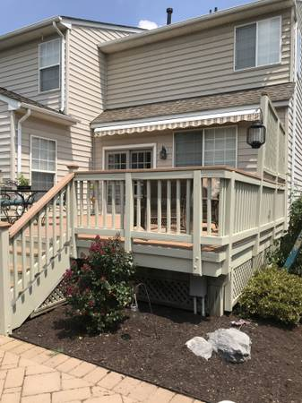 Residential Deck Restoration