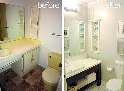 Bathroom Renovation - Updates