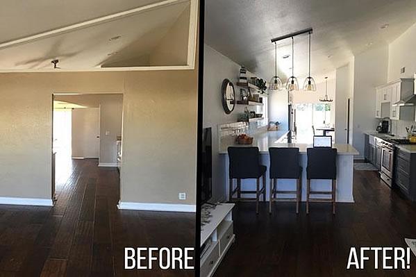 Kitchen Renovation Improvements - 75640