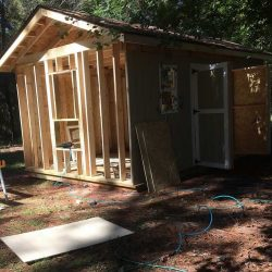 Outdoor Shed Construction  - Jacksonville, TX