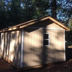 New Shed Renovation