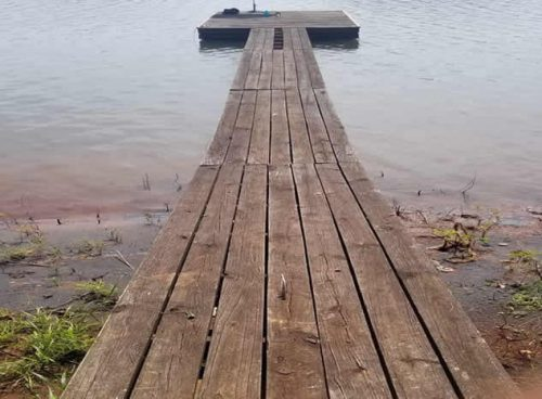 Lake Dock Repair - 75652