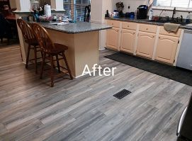Flooring Installation - Northeast Texas