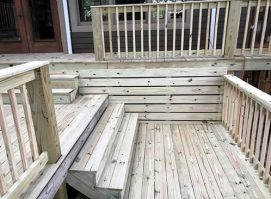 Custom Design Wood Decks