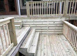 Custom Design Wood Decks